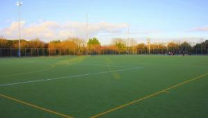 Dangan Hockey Pitch, Galway